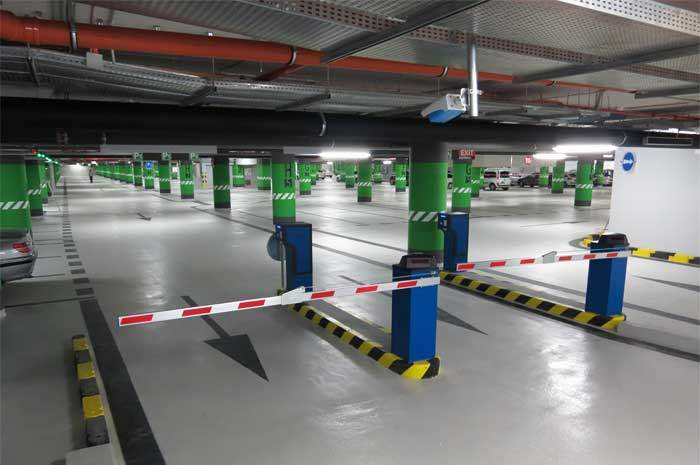 Car Parking - Advance Systems Access Control