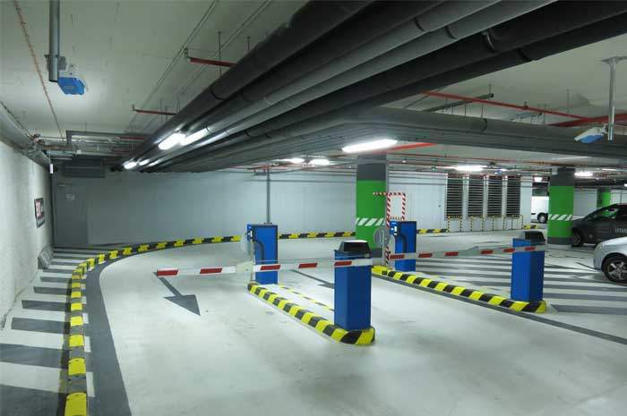 Automatic Barriers Advance Systems Access Control