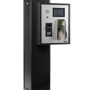 pay and display parking machine