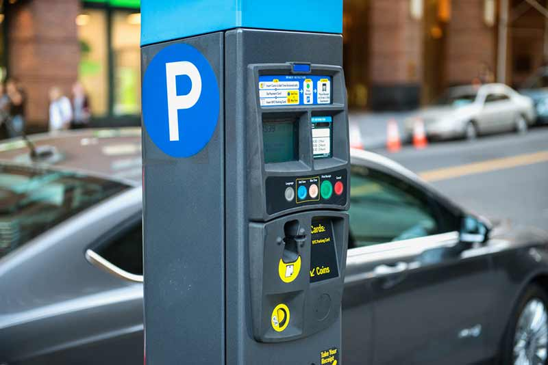 Pay and Display Parking Systems
