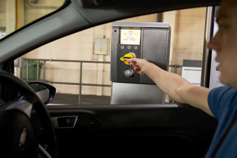 Everything you need to know about Automated Car Park Ticket Machines ...