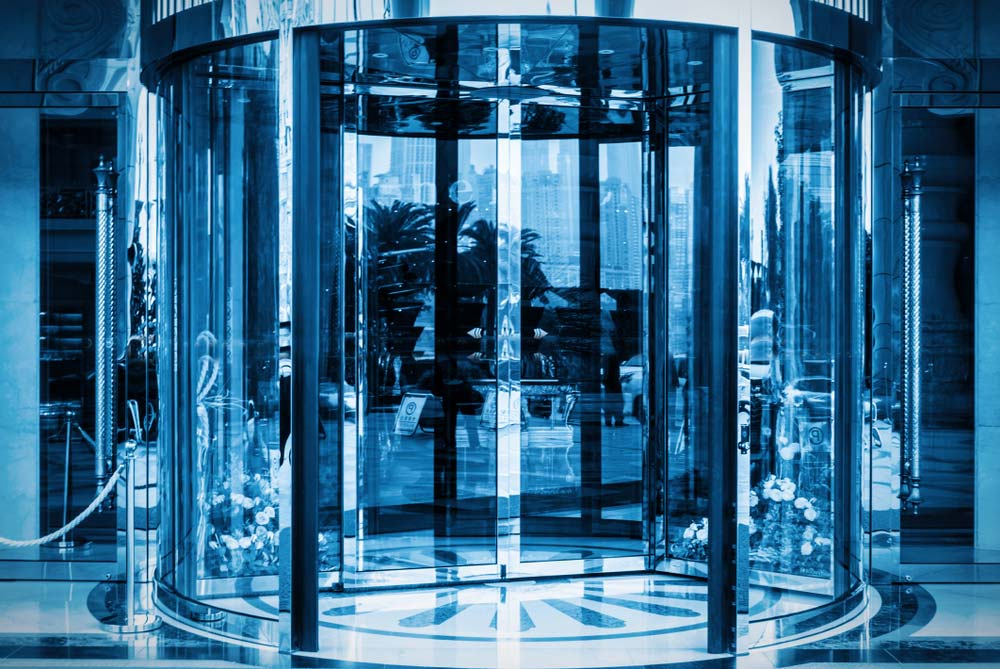 Choosing Revolving Doors